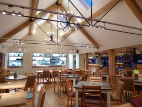 Ludlow Kitchen, certainly thinking big