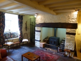 The Waterdine, a lovely 16th century building