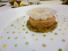 Beautiful foie gras dish, very lovely
