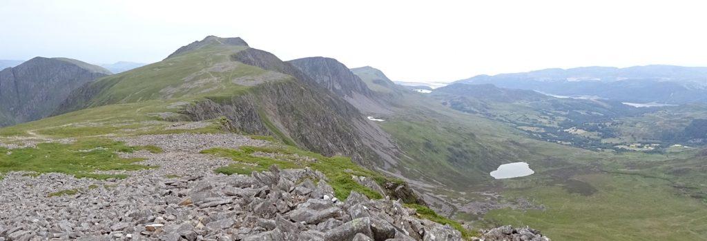 Up Cader Idris