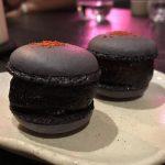 Boudin noir macaron